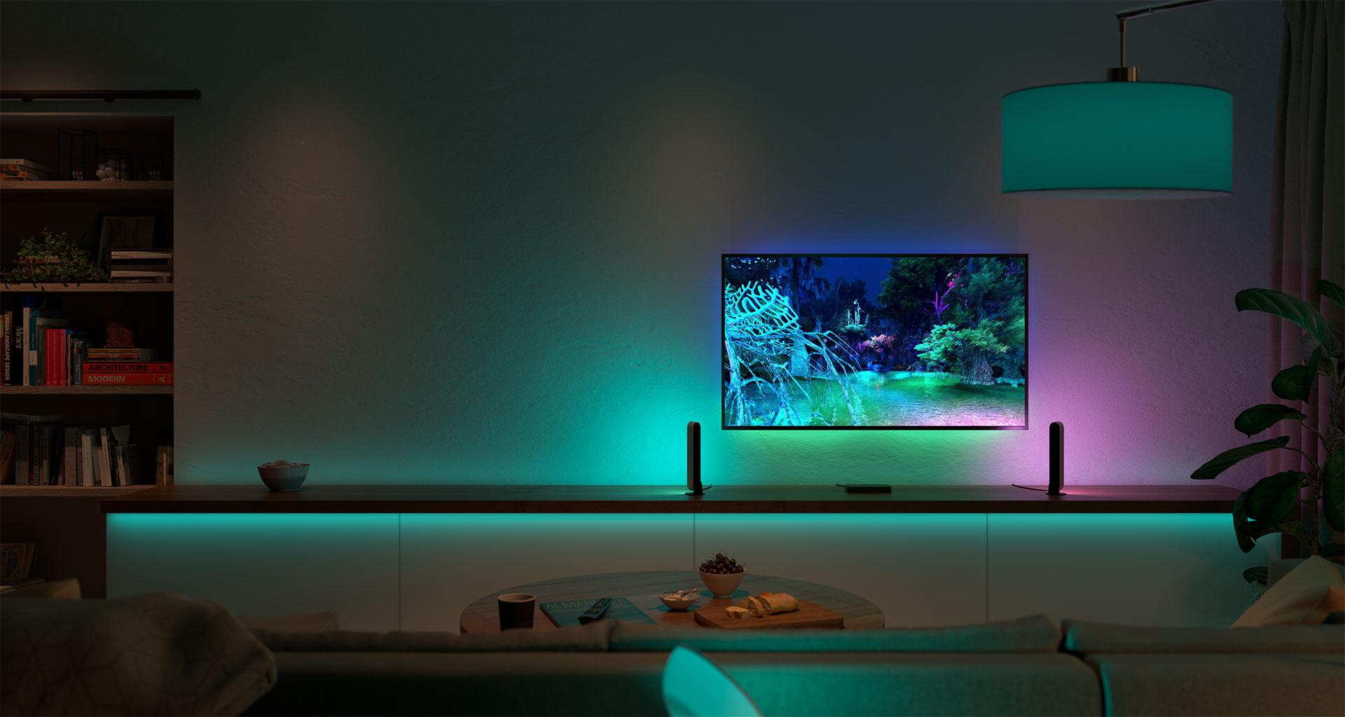 hue lampen hinzufügen zum entertainmentberreich